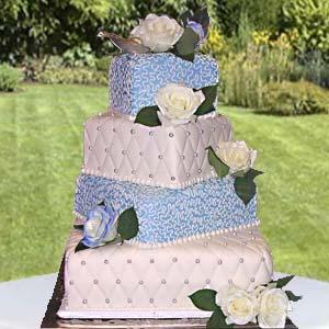 Pièce montée de mariage (Wedding cake)