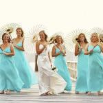 Demoiselles d'honneur du mariage