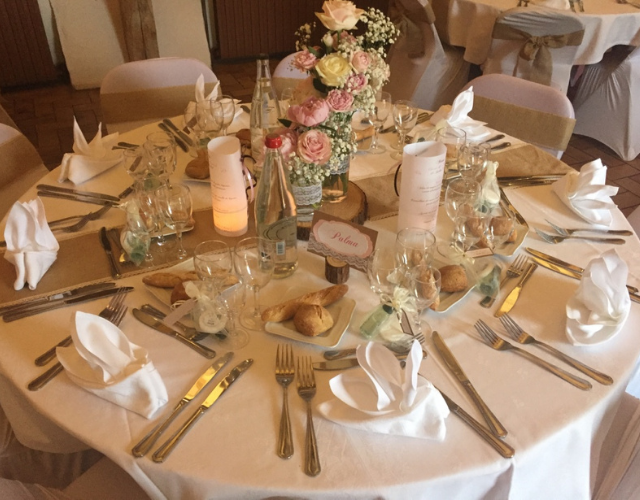 Romantic table decoration Dream Wedding by Flovinno