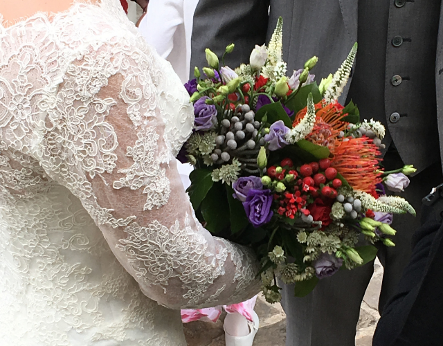 style de robe pour un mariage en automne Noce de Rêve by Flovinno