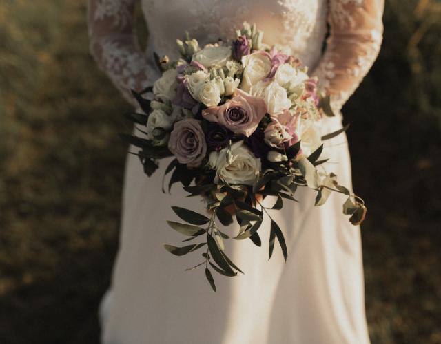 bouquet pour mariage champêtre Noce de Rêve by Flovinno