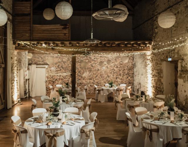 Magnifique salle pour mariage