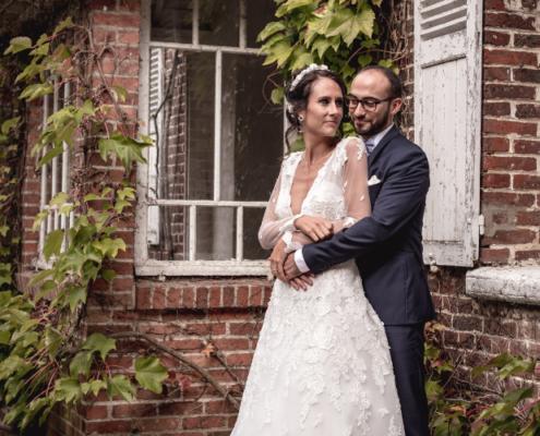 Portrait des mariées