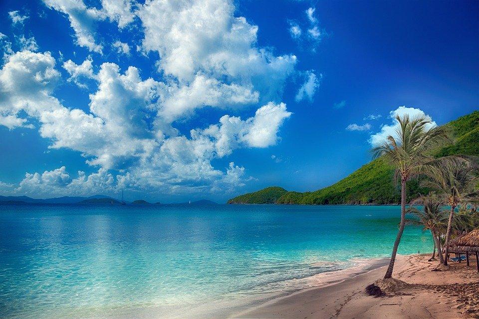 plage exotique
