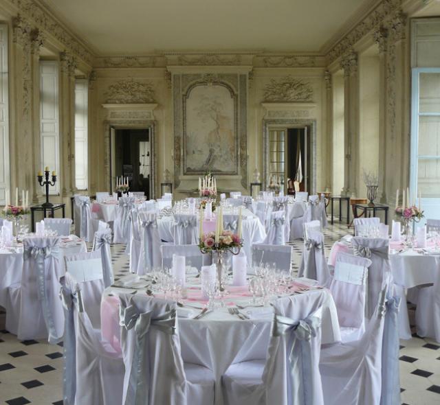 Romantic style room decoration