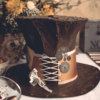 Boite tirelire mariage thème Steampunk Noce de Rêve by Flovinno