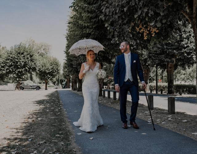 mariés steampunk