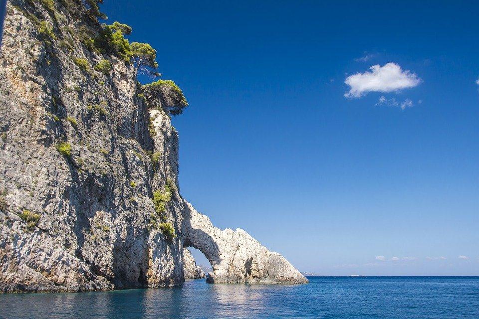 falaise crète