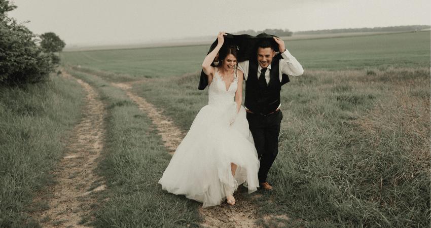 Alexandra et Alexis mariage champêtre Noce de Rêve by Flovinno