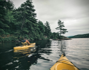 Activité kayak au Québec Noce de Rêve by Flovinno