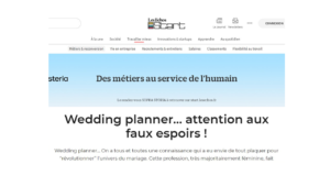 Articles Les Echos Noce de Rêve by Flovinno