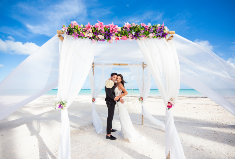 Mariage à Punta Cana Noce de rêve by Flovinno