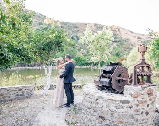 Mariage en Crète Noce de rêve by Flovinno