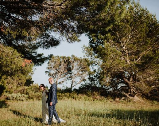 Photo de mariage nature Noce de rêve by Flovinno