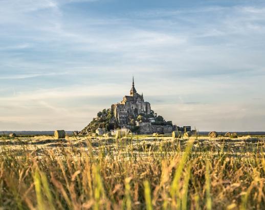Mont Saint Michel Normandie Noce de Rêve by Flovinno