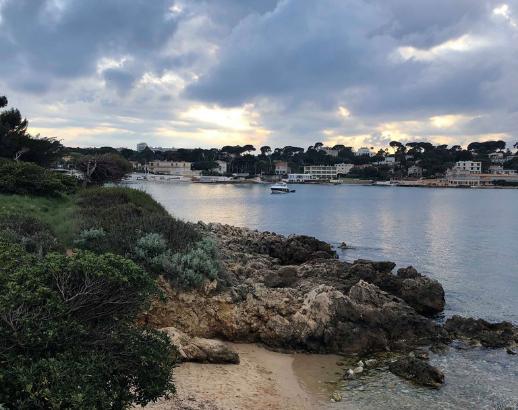 Paysage de Côte d'Azur Noce de rêve by Flovinno