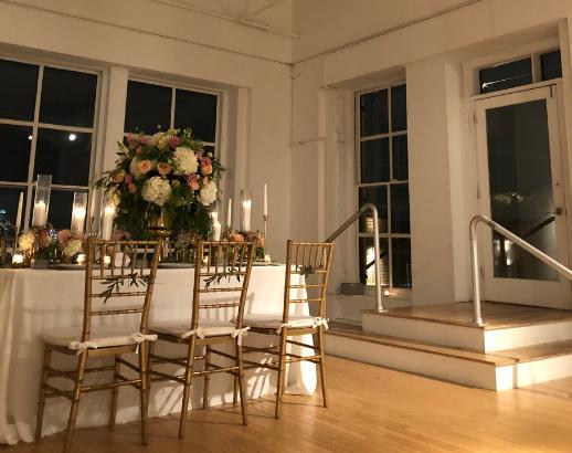 Salle de réception à New York Noce de rêve by Flovinno