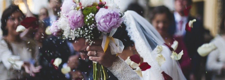 Sortie des mariés Noce de Rêve by Flovinno