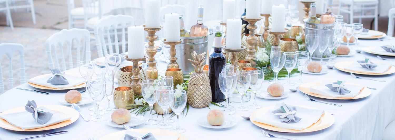 Table de mariage Noce de Rêve by Flovinno