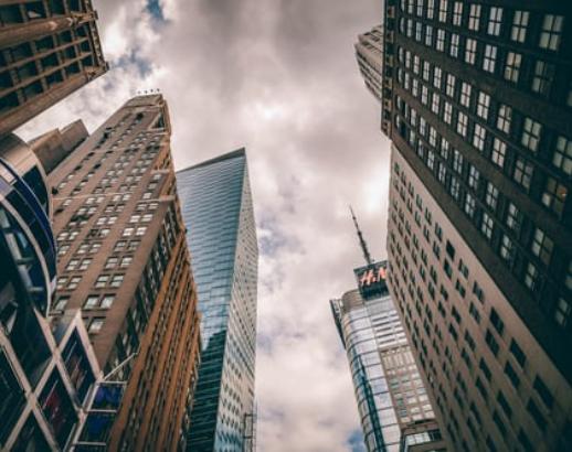 Buildings New Yorkais Noce de rêve by Flovinno