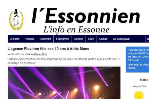 L'Essonnien fev 2018