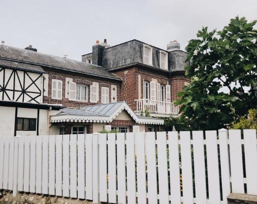 Normandie Maison à colombages Noce de Rêve by FLOVINNO