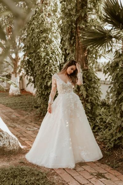 Robe de mariée - princesse