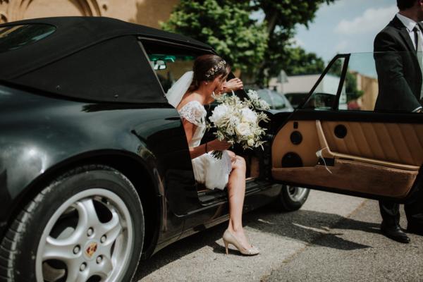 Sortie de la mariée Noce de Rêve by FLOVINNO
