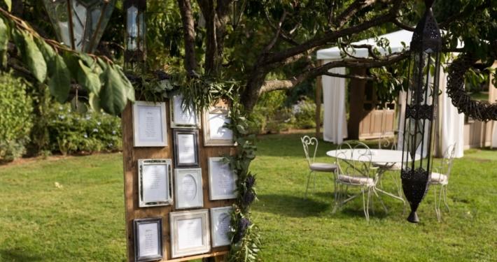 plan de table tableaux Noce de Rêve by FLOVINNO