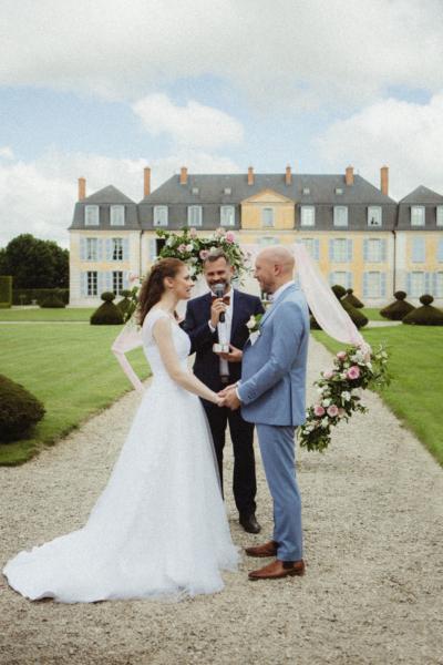 cérémonie chic et romantique Noce de Rêve by FLOVINNO